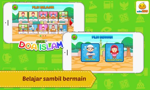 Doa Anak Muslim + Suara  screenshots 2