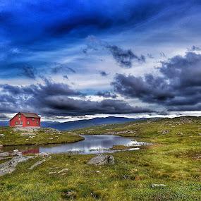 by Kjetil Salomonsen - Landscapes Mountains & Hills