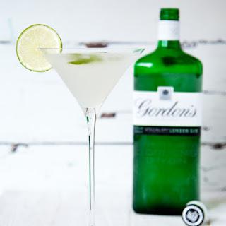 Elderflower & Coconut Gin Martini Recipe