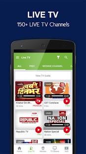 nexGTv Live TV News Cricket - náhled