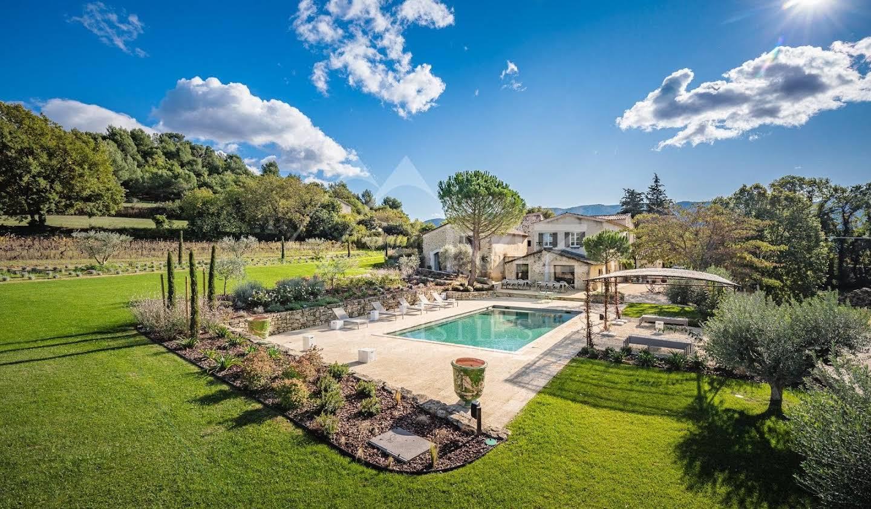 Maison avec piscine Oppède