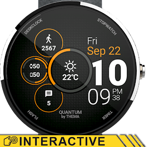 Quantum Watch Face Icon