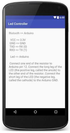 玩免費程式庫與試用程式APP|下載Arduino LED Controller BT app不用錢|硬是要APP