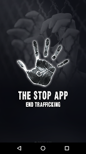 The STOP APP - End Trafficking- screenshot thumbnail