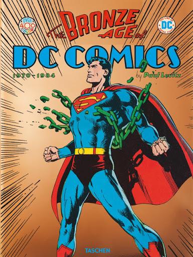 The Bronze Age Of DC Comics!