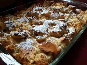 Overnight Cinnamon/Raisin French Toast