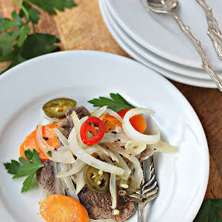 Pickled Beef Tongue.