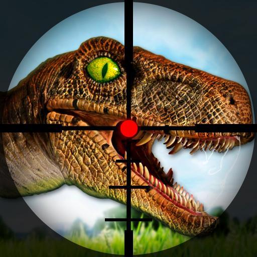 Safari Dino Hunter 3D 模擬 App LOGO-硬是要APP