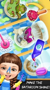 Sweet Baby Girl Cleanup 6 – School Cleaning Game 4