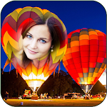 Balloon Photo Frames Icon
