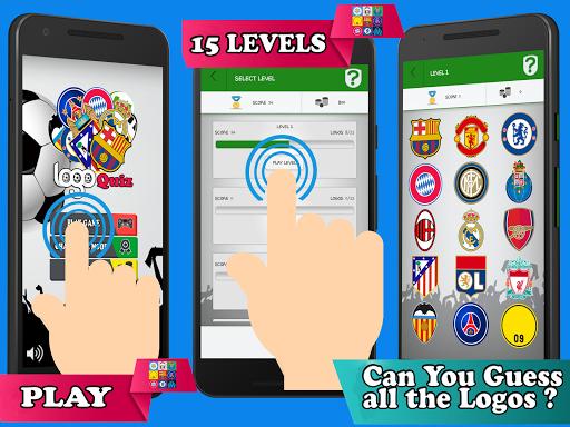 Football Quiz : Clubs Logo Pro