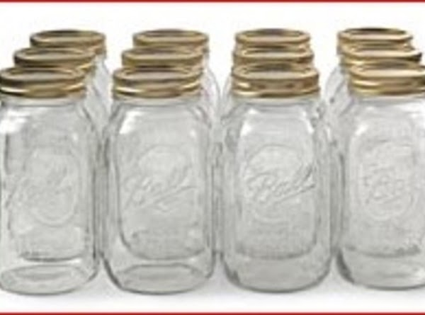 Only use glass jars that are made specifically to use in canning when your...