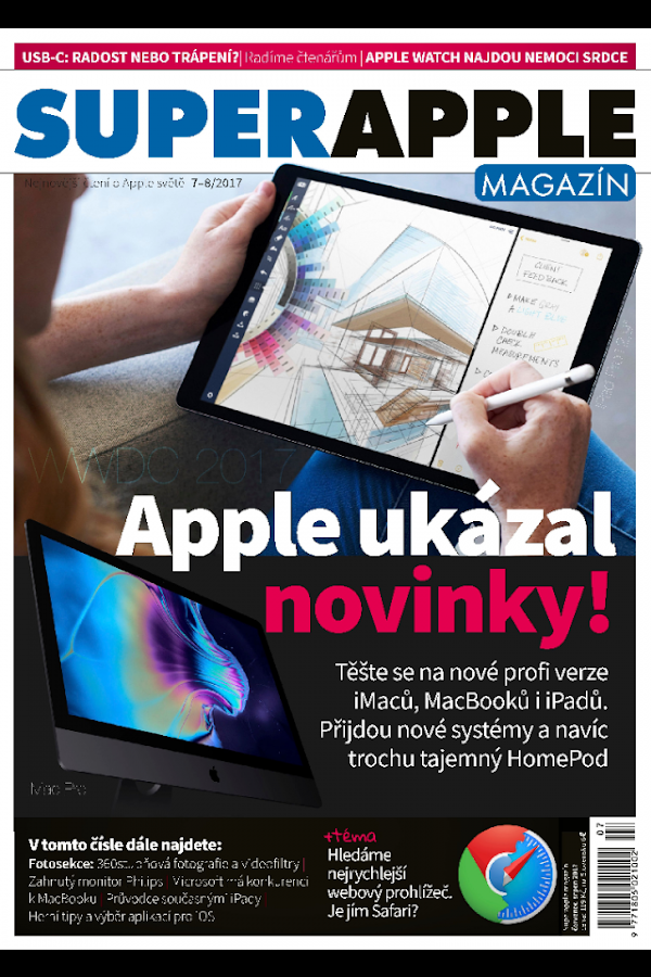SuperApple Magazín- screenshot