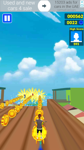 Subway Surf Boy Teen edition 1.7 screenshots 5