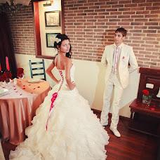 Wedding photographer Andrey Nazarenko (phototrx). Photo of 22.11.2012