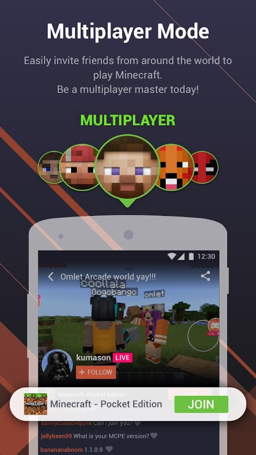 Omlet Arcade - Stream, Meet, and Play- screenshot