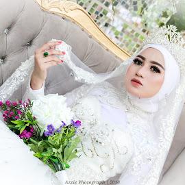 by Azziz Potret - Wedding Reception
