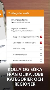 Jobbsafari - Hitta jobbet och sök jobb i Sverige - náhled