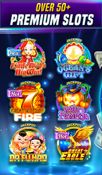 Real Casino - Free Slots