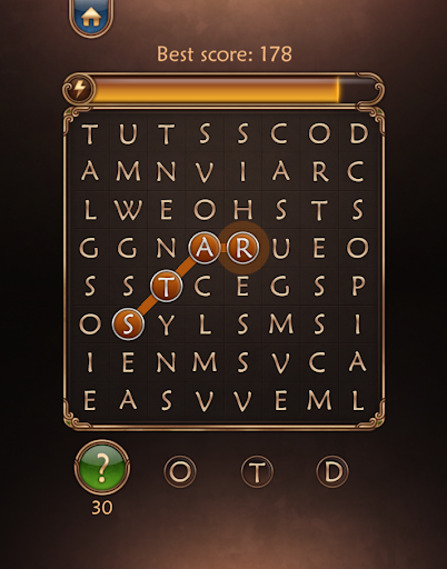 FillWords : word search game