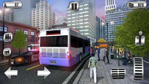 Extreme Coach Bus Simulator apkpoly screenshots 18