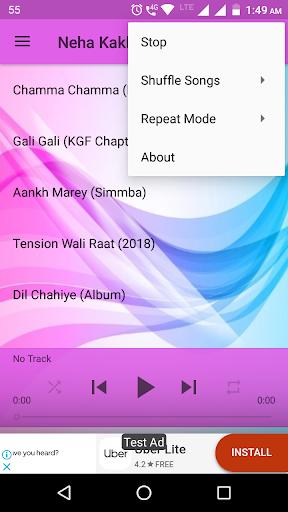 Neha Kakkar Songs 2.1 screenshots 5