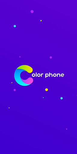 Color Phone Launcher screenshot 1