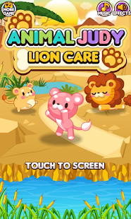 Animal Judy: Lion care screenshot 1