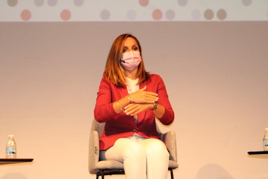Maribel Sánchez, delegada de Gobierno.