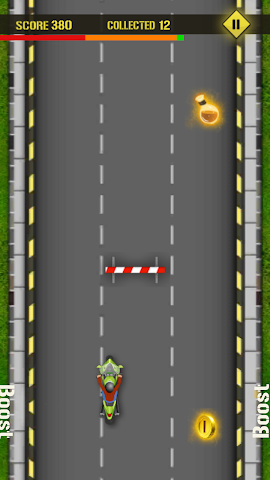 android Bike Bang Screenshot 2