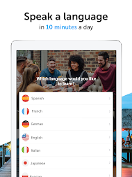 busuu: Learn Languages - Spanish, English & More APK screenshot thumbnail 7