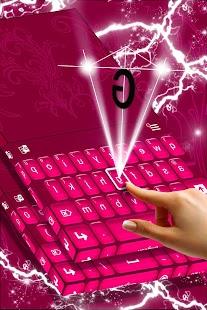 Klávesnice Barva New Pink - náhled