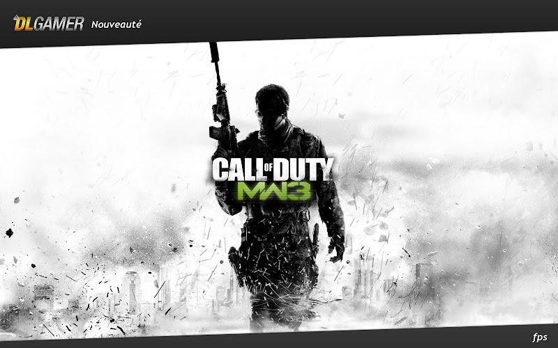 Photo: Le nouvel opus de la plus grande série de FPS de l'histoire est de retour ! Une suite à la hauteur des précédents opus selon les premiers retours & bien sur, DLGamer vous offre 10% de réduction.  Modern Warfare 3 est disponible à 53,99 € au lieu de 59,99 € => http://www.dlgamer.fr/acheter-call_of_duty_modern_warfare_3-telecharger-p-12149.html?affil=4327624814&typnews=g+