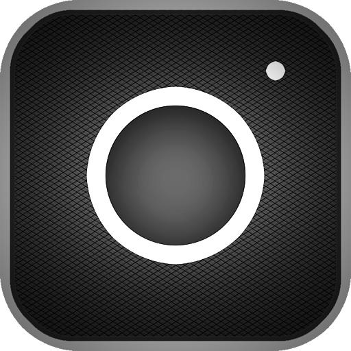 black and white photography Icon
