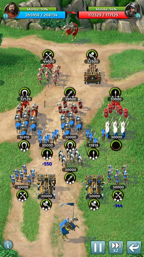 March of Empires: War of Lords- screenshot