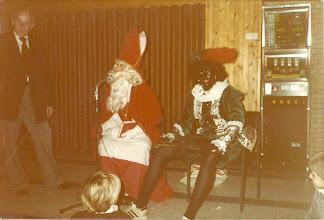 Photo: Sinterklaas 1982?