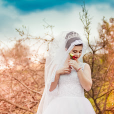 Wedding photographer Viktoriya Vorinko (WhiteCrow). Photo of 14.10.2017