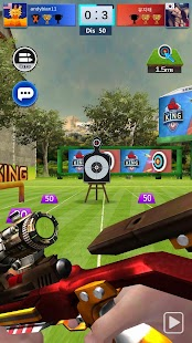 Shooting 3D - Top Sniper Shooter Online Games Screenshot