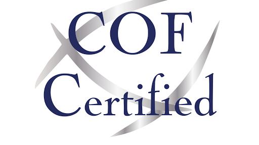 COF certified