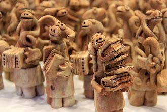 Photo: Najbolj simpatične figurice na svetu, Spreizerjeve, se ve!  Foto: Manca Čujež/Sanje