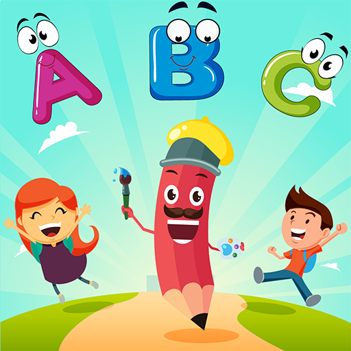 kids learning games : the abc alphabet song