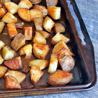 Baked Home Fries Recipe