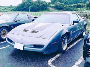 PONTIAC_FIREBIRD  TRANS AM GTA 1991のカスタム事例画像 mikawaさんの2019年07月07日18:45の投稿