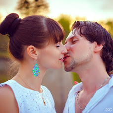 Wedding photographer Andrey Solovev (Soloviev). Photo of 10.07.2015
