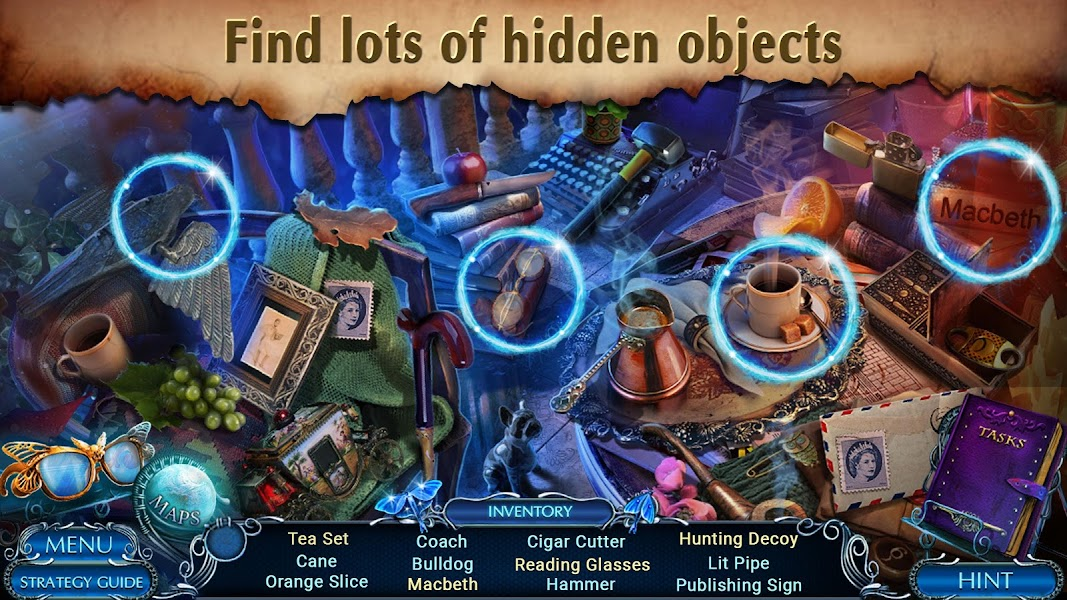 Hidden Object - Mystery Tales: The Hangman Returns