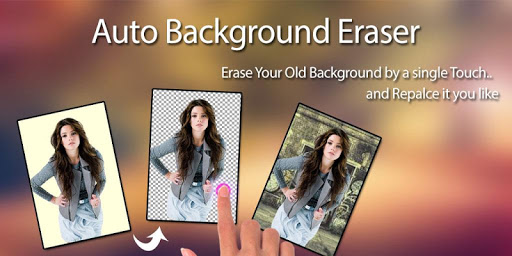 Auto Photo Background Eraser