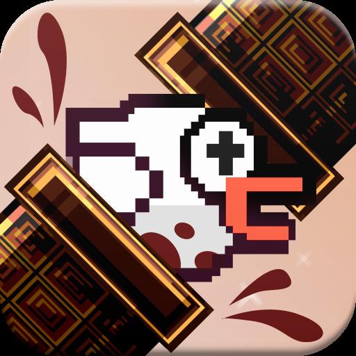 动作のFlapping Crush: ハロウィン鳥 LOGO-HotApp4Game