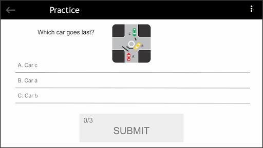 Provisional Licence - Zimbabwe Highway Code Tests  screenshots 14
