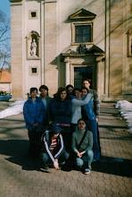 Photo: Wiśnicz 09.2003 r. kl. 1 tkacze