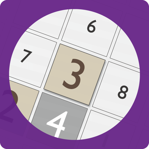 Sudoku Purple! 棋類遊戲 App LOGO-APP開箱王